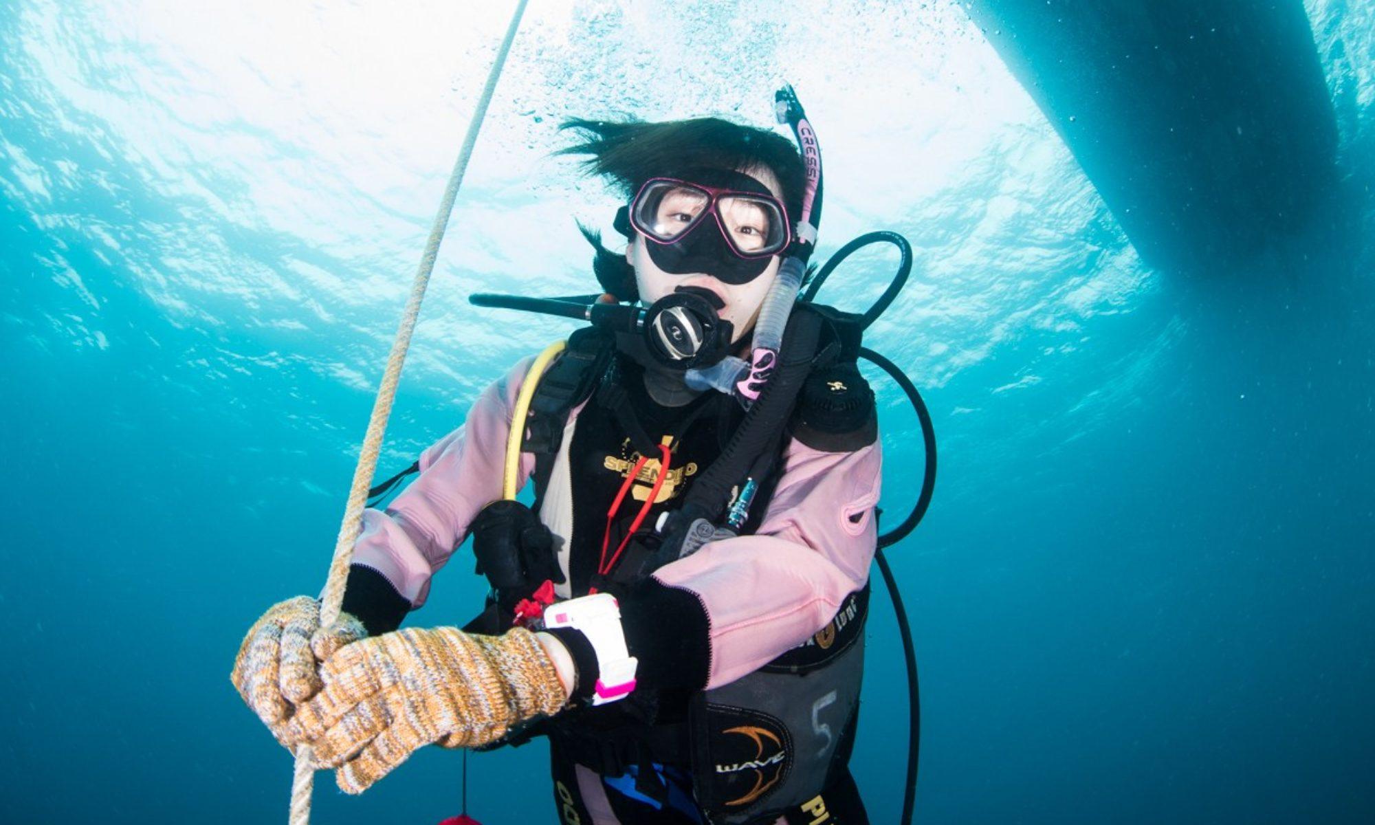 沖縄ダイビングライセンス・女性1人旅の口コミ